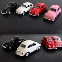 Alliage casting de métal collection de métaux jouet classique modèle voiture accessoires anniversaire gâteau décoration cadeaux enfants