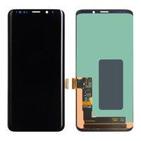 Cep Telefonu Dokunmatik Panel Orijinal Samsung Galaxy S9 + G965 LCD