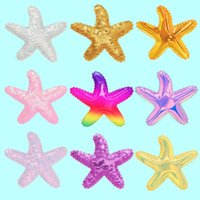 Sequins Star with Clips Hairpins Baby Girl Kids Fashion Cute Hairclips Barrettes Head Wear Hair Accessories for Children