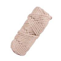 Long Sisal Cuerda Cat Rasguño Post Accesorios Resistente Tablero de escalada Material Material de rectificado Carriles, Casas Casas