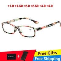 독서 안경 유니섹스 디옵터 수컷 선글라스 노안의 안경 + 1.0 + 1.5 + 2.0 + 2.5 + 3.0 + 3.5 +4.0 A986