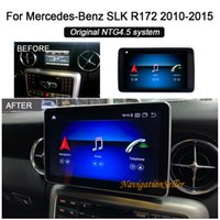 Android 10 Car dvd Multimedia Player Touch Screen for Mercedes-Benz SLK R172 2010-2015 GPS Radio upgrade