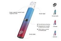 DD Dark Knight 3S Electric Cigarette Kit Съемный картридж 2.5 мл 450 мАч Батарея аккумуляторная с светодиодным простым мигающим светом 3 цвета