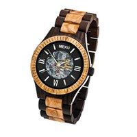 Montre Mécanique Haut Grade Haute Quart de Mécanique Haute Quartz Watch Quartz Watch