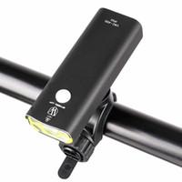 LED Bicycle Light USB recargable bicicleta iluminación conjunto CD01
