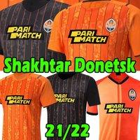21/22 Shakhtar Donetsk Futbol Forması 2021 2022 Camiseta Solomon M. Antonio Konoplyanka Tete Ismaily Jerseys Dodo Marlos Kovalenko Futbol Gömlek
