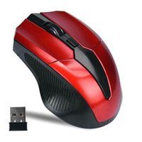 Mice Portable 319 2.4Ghz Wireless Mouse Adjustable 1200DPI Optical Gaming Home Office Game For PC Computer Laptop