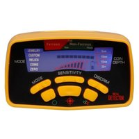 Metal Detectors MD-6350 Waterproof Underground Detector Treasure Gold Digger Pinpointer Detecting Equipment