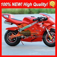 49cc 50cc 2-stroke mini sports bike Two-wheel TOP small party race Modified real motorcycle Road racing motobike HOT birthday children's gifts COOL Scooter Autocycle