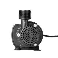 Pompe à air accessoires circulation mini pompe à eau faible bruit 5m DC 12V pour le réservoir de poisson DecDeal ultra-silencieux Aquarium sans brosse à circulation général
