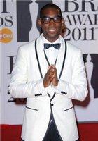Black White Men Tuxedos 2022 Formal Party Wedding Suits Slim 3 Pieces Wedding Suits for Men Bespoke Vestido(Jacket+Pants+Vest)