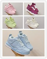 (With Box) quality Travis X 1S High OG TS SP 1 Low kids 6S Basketball Shoes Sail Dark Mocha University 4S Outdoor Sneakers