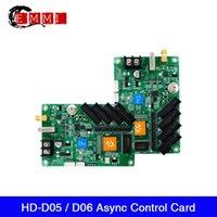 HD-D05 / HD-D06 Wi-Fi e Cartão de Controle de Cor U-Disco U-Disco como Porta LED Tela Billboard Board Placa Sem Fio Módulos