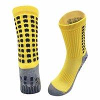 C027 # 75 orta tube20 21 22 yetişkin ve çocuk futbol çorapları, karışık renkli pamuk kaymaz. Daha fazla stil için, lütfen e-ticaret ile iletişime geçin.