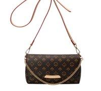 هايت الجودة جلد طبيعي حقيبة يد المرأة حقيبة الكتف 40718 المفضل محفظة مم حقيقي leather45