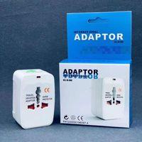 Завод Все в одном универсальном международном адаптере World Travel Ac Power Charger Charger Charger Atapter с UK UK EU AU Converter Plug