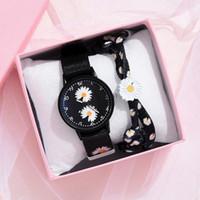 豪華なメンズとレディースの時計デザイナーブランド腕時計セレエートenナイロン注ぐ女性、マーグリットフルール、Dcomactract Rond Analique Quartz