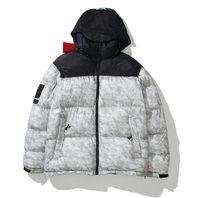 2021 جديد رجل مصمم ستر الشتاء سترة أزياء الرجال النساء ريشة معطف أسفل معطف الحجم M-4XL