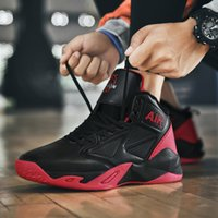 Sports High Top Boots Four Seasons Large Men's Parent Child Running Basketball Shoes 48