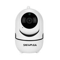 AI WIFI كاميرا 1080P اللاسلكية الذكية عالية الوضوح IP-كاميرا ذكية تتبع السيارات المنزلية من مراقبة أمن الوطن البشري