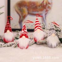 Decoration new faceless forest Man cartoon doll accessories Christmas Tree PendantXYM
