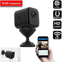 1080 P WIFI Mini Kamera A11 Manyetik Vücut Gece Görüş HD Video Ses Kaydedici Gizli Kamera Camaras Espias Gizli Kamera Mikro Kamera