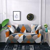 Sofa de taille universelle Couverture Toutes les couvertures de canapés d'emballage Mobilier stretch imprimé Stretch Slipcovers Sofa Serviette Sofa Sectionnel Sofa 660 V2