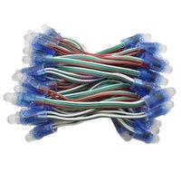 PCs voll Farbe WS2811 IC RGB Pixel LED-Modul Licht Toll für Dekoration Werbebeleuchtung DC5V / 12V-Module