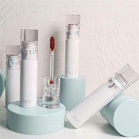 Lip Gloss 6 Colors Waterproof Sweatproof Non-stick Cup Glaze Toot Lips Shinny Shimmer Lipstick Water Light Glass TSLM1