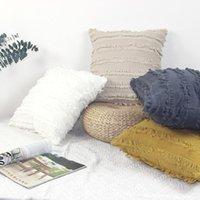Throw Pillow Covers Sofa Decorative Cushion Pillowcases For Home Office Car Housse De Coussin 45*45 Cushion Decorative