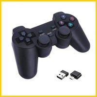 Contrleur de jeu sans fil 2.4 ghz, utilis pour les tlcommandes de jeu sur PC   PS3   TV Box et smartphone Android