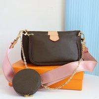 3pieces Set High Qulity Designer Tasche Womens Handtaschen Crossbody Mode Handtasche SODE