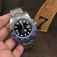 Les montres de luxe désintination Hommes 40mm Date Machines automatique Machines de balayage Mouvement Céramique Bezel Relogio Masculino Oyster 3a Reloj Hombre