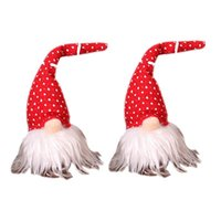 Christmas Decorations Forest Man With Lights Tree Decoration Pendant Night Light Home