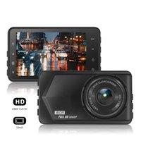 GT13 3.0 inch car DVR IPS screen full HD 1080P G-sensor vedio recorder packing monitoring 140 degree wide angle dash camera