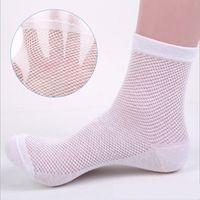 6pair lot New Arrival Men Socks Casual Summer Style Breathable Brand Breathable Socks High quality Male Mesh Socks wholesale