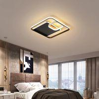 Moderne ultra dunne plafondverlichting voor studiekamer loft auditorium slaapkamer binnenverlichting decoratieve LED-lampen armaturen AC90-260V R250