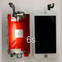 Yüksek Parlaklık LCD Ekran iPhone 5 6 6 S 7 8 Artı Cep Telefonu Dokunmatik Sayısallaştırıcı Paneli A ++ Kalite