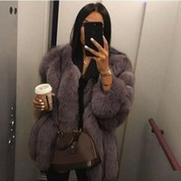 Women's Wool & Blends Winter Jacket Women Thick Round Neck Long Sleeve Cardigan Plush Coat Ladies Fashion Temperament Solid Color Outwear #4