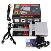 Portable Game Players Recreation Video Console Built-in Dual Gamepad Gaming Player AV Port Retro Mini TV Handheld Family 1000