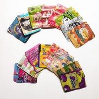 Cookies Gorilla клей свадебный торт сумка Biscotti Skywalker og Mix Zookies 3.5G упаковочные мешки для упаковки Цветок лекарственный рюкзак Boyz