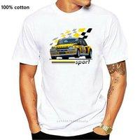1983 R5 Renault 5 터보 랠리 WRC RACINGER T-SHIRT MAXI GT ALPINE JEAN Ragnotti Juney 인쇄 T 셔츠 쿨 XXXTENT