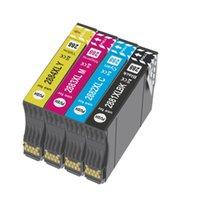 Ink Cartridges T288 288XL T2881-T2884 No Chip Refill Cartridge For XP-434 XP-430 XP-330 XP-340 XP-446 XP-440 Printer