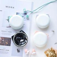 Jewelry Box Jewelry Organizer Display Case Boxes Portable Earring Holder Storage Headphones Storage Gift Box DWF7780