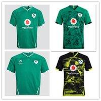 2020 2021 Irland Rugby Jerseys Hemd 2019 Weltmeisterschaft Irland National Team Rugby Shirt Weste Uniform S-3XL