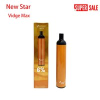 VIDGE Max 6%Nic Electronic Cigarette Round Mouth Design Device Disposable Vape 950mAh Battery 5.0ml Pods Hot in Australia