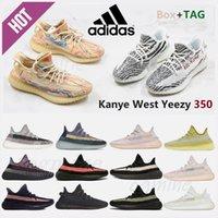 yeezy yeezys yezzy yeezys yzy enfant boost 350 v2 ABEZ Cinder Zebra Yansıtıcı Dünya Orieo Koşu Ayakkabıları Kanye West V2 Runner Zyon Yecheil Siyah Statik Erkek Bayan Spor Sneakers