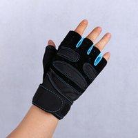 Перчатки Тяжелые Спортивные Спортивные Упражнения Тренажеры Лифтинг Перчатки Телосложение Обучение Спорт Фитнес Перчатки