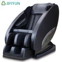Ayiyun الكهربائية صفر جاذبية تدليك كرسي التلقائي المنزل كبسولة الجسم العجن متعددة الوظائف كامل الجسم مدلك أريكة Q7