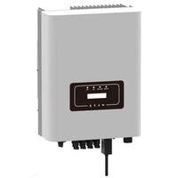 8KW 3 Fase 220V Mppt Grid gravata Inversor de energia solar impermeável ip65, com wifi + DC switch + RS232, opcional limitador anti-reverso para a Arábia Saudita